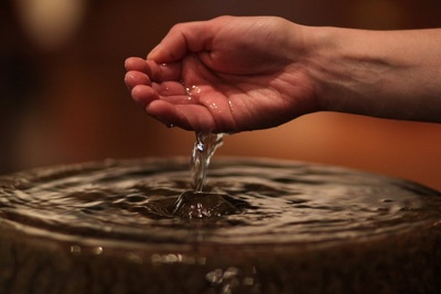 Baptismal Water